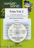 Okładka: Mortimer John Glenesk, Trios Vol. 2 - Saxophone