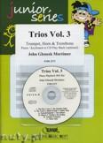 Ok�adka: Mortimer John Glenesk, Trios Vol. 3 - BRASS ENSAMBLE