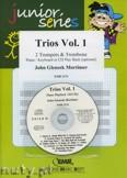 Okładka: Mortimer John Glenesk, Trios Vol. 1 - BRASS ENSAMBLE