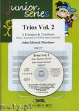 Ok�adka: Mortimer John Glenesk, Trios Vol. 2 - BRASS ENSAMBLE