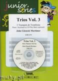 Okładka: Mortimer John Glenesk, Trios Vol. 3 - BRASS ENSAMBLE