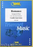 Ok�adka: Saint-Sa�ns Camille, Romance - Trumpet
