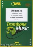 Okładka: Saint-Saëns Camille, Romance - Trombone