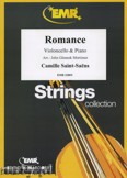 Okładka: Saint-Saëns Camille, Romance - Orchestra & Strings