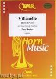 Okładka: Dukas Paul, Villanelle - Horn