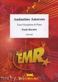 Okładka: Baratto Paolo, Andantino Amoroso - Saxophone