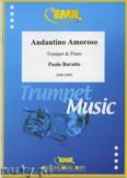 Okładka: Baratto Paolo, Andantino Amoroso - Trumpet
