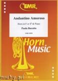 Ok�adka: Baratto Paolo, Andantino Amoroso - Horn