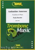 Okładka: Baratto Paolo, Andantino Amoroso - Trombone