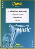 Okładka: Baratto Paolo, Andantino Amoroso - Euphonium