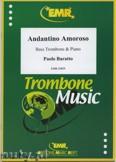Ok�adka: Baratto Paolo, Andantino Amoroso - Trombone