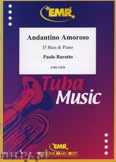 Ok�adka: Baratto Paolo, Andantino Amoroso - Tuba