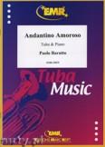 Okładka: Baratto Paolo, Andantino Amoroso - Tuba