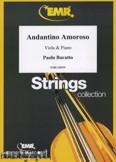 Ok�adka: Baratto Paolo, Andantino Amoroso - Orchestra & Strings