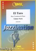 Okładka: Noris Günter, El Toro - Trombone