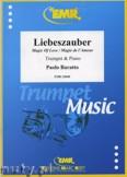 Ok�adka: Baratto Paolo, Magic Of Love - Trumpet