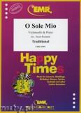 Okładka: Richards Scott, O Sole Mio for Violoncello and Piano