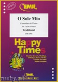 Ok�adka: Richards Scott, O Sole Mio for Contrabass and Piano