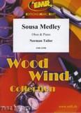 Okładka: Tailor Norman, Sousa Medley - Oboe