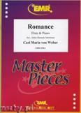 Okładka: Weber Carl Maria Von, Romance - Flute