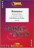 Okładka: Weber Carl Maria Von, Romance - BASSOON