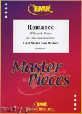 Okładka: Weber Carl Maria Von, Romance - Tuba
