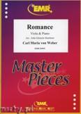 Ok�adka: Weber Carl Maria Von, Romance - Orchestra & Strings