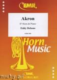Ok�adka: Debons Eddy, Akron - Horn