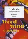 Okładka: , O Sole Mio - Saxophone