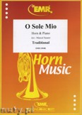Okładka: , O Sole Mio - Horn
