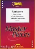 Okładka: Weber Carl Maria Von, Romance - Oboe