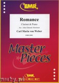 Okładka: Weber Carl Maria Von, Romance - CLARINET