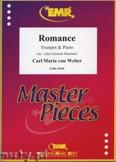 Okładka: Weber Carl Maria Von, Romance - Trumpet