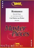 Okładka: Weber Carl Maria Von, Romance - Horn