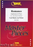 Ok�adka: Weber Carl Maria Von, Romance - Euphonium