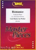 Okładka: Weber Carl Maria Von, Romance - Orchestra & Strings