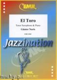 Okładka: Noris Günter, El Toro - Saxophone