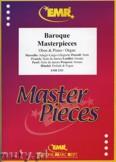 Okładka: Różni, Baroque Masterpieces - Oboe