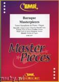 Okładka: Różni, Baroque Masterpieces - Saxophone