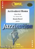 Okładka: Rascel Renato, Arrivederci Roma - BRASS BAND
