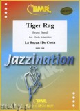 Ok�adka: La Rocca, De Costa, Tiger Rag - BRASS BAND