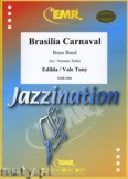 Okładka: Edilda, Vale Tony, Brasilia Carnaval - BRASS BAND