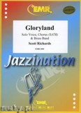 Okładka: Richards Scott, Gloryland (Female or Male Voice, Chorus SATB) - BRASS BAND