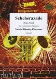 Okładka: Rimski-Korsakow Mikołaj, Scheherazade - BRASS BAND