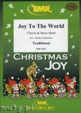 Okładka: Schneiders Hardy, Joy To The World (Chorus SATB) - BRASS BAND