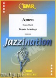 Ok�adka: Armitage Dennis, Amen - BRASS BAND