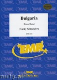 Okładka: Schneiders Hardy, Bulgaria - BRASS BAND