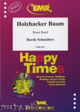 Okładka: Schneiders Hardy, Holzhacker Buam - BRASS BAND