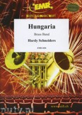 Okładka: Schneiders Hardy, Hungaria - BRASS BAND