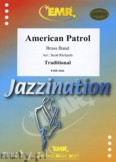 Okładka: Richards Scott, American Patrol (Glenn Miller) - BRASS BAND